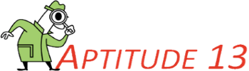 Aptitude 13